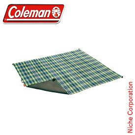 コールマン coleman レジャーシート(グリーン) 2000010663 起毛レジャーシート レジャーシート シート キャンプ用品