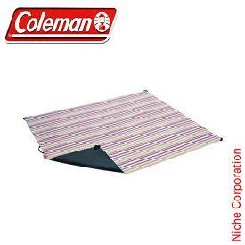 コールマン coleman レジャーシート(ストライプ) 2000010665 起毛レジャーシート レジャーシート ストライプ シート キャンプ用品