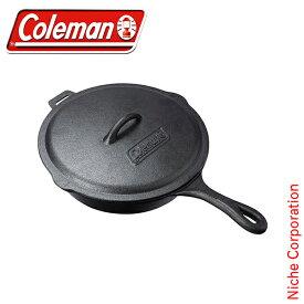 コールマン クラシックアイアンスキレット 2000021880 キャンプ用品