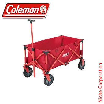 コールマンアウトドアワゴン2000021989キャンプ用品
