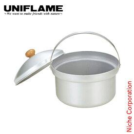 ユニフレーム クッカー fanライスクッカーDX キャンプ 飯盒 炊飯 白米 アウトドア