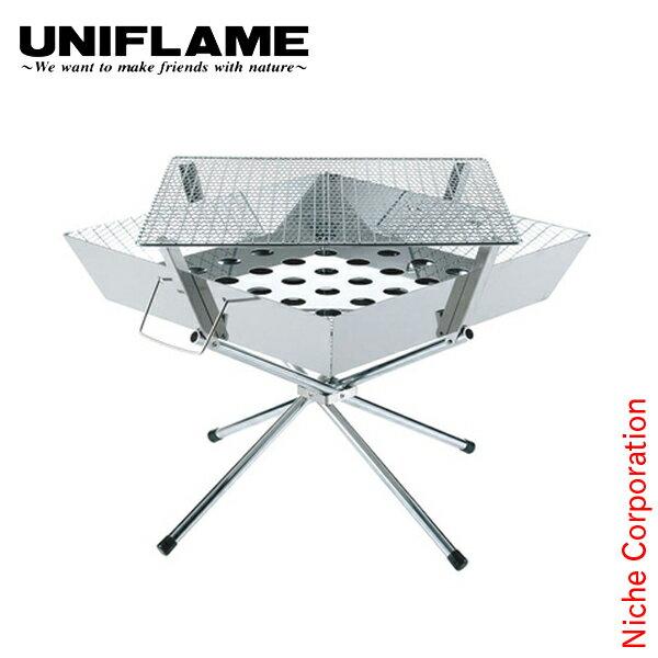UNIFLAME ユニフレーム ファイアグリル 683040 送料無料 [P5] あす楽 キャンプ用品