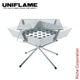 ユニフレーム UNIFLAME ファイアグリル 683040 キャンプ用品 プレミアムショップ