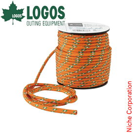 ロゴス 30m・ガイロープ(直径4mm×30m) 71993209 LOGOS キャンプ用品