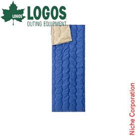 ロゴス 寝袋 丸洗い寝袋ロジー 15 キャンプ シュラフ 封筒型 スリーピングバッグ
