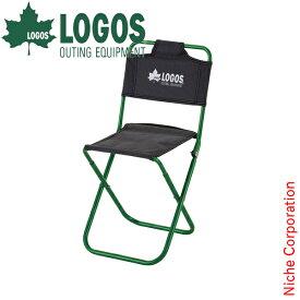 ロゴス 7075トレックチェア(背付)(グリーン) 73175005 LOGOS TX ビーチ キャンプ用品