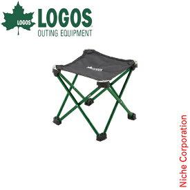 ロゴス 7075キュービックチェア(グリーン) 73175011 LOGOS TX ビーチ キャンプ用品