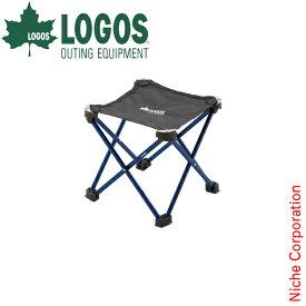 ロゴス 7075キュービックチェア(ブルー) 73175012 LOGOS TX ビーチ キャンプ用品
