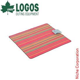 ロゴス LOGOS ピクニックサーモマット(170×155cm) 73833262 キャンプ用品 テント