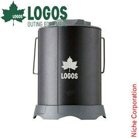 ロゴス LOGOSマイティー火消し壷 81063129 LOGOS キャンプ用品