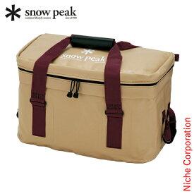 スノーピーク ソフトクーラー38 FP-138 shop in shop SNOW PEAK キャンプ用品