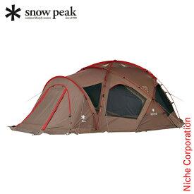 スノーピーク テント ドックドーム Pro.6 SD-506 キャンプ 6人 アウトドア ドーム型
