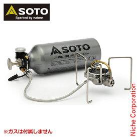 ソト SOTO バーナー MUKAストーブ SOD-371 アウトドア ガソリン