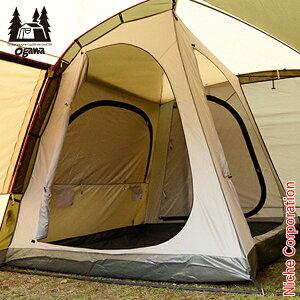 オガワキャンパル ( ogawa ) ティエラ5EX ハーフインナー 3516 テント キャンプ用品 オガワ テント 小川キャンパル 小川テント