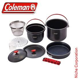 コールマン アルミクッカーコンボ 2000026764 キャンプ用品 調理器具 来客用 新生活
