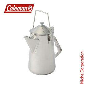 コールマン ファイアープレイスケトル 2000026788 キャンプ用品 調理器具 来客用 新生活