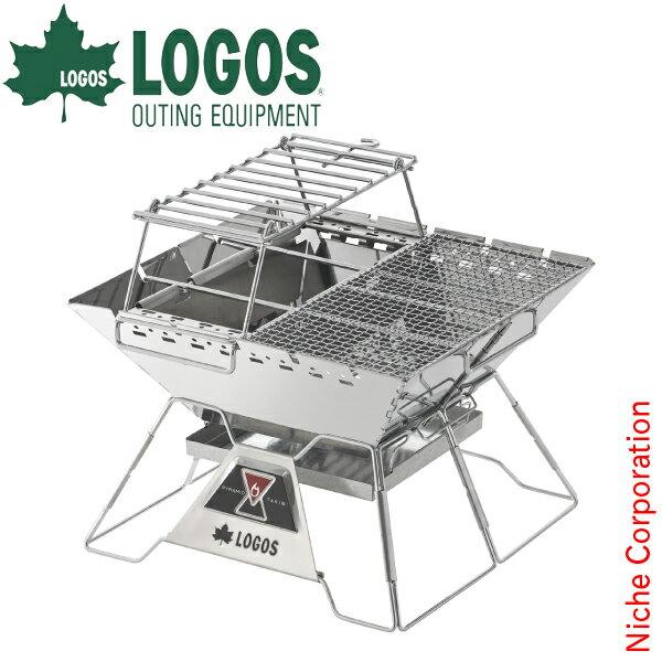 ロゴス LOGOS The ピラミッドTAKIBI L コンプリート 81064166 キャンプ用品[P10]