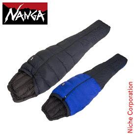 ナンガ シュラフ ニッチオリジナル オーロラ 300DX ( センタージップ ) キャンプ 寝袋
