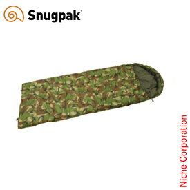 スナグパック ( Snugpak ) ノーチラス DPMカモ [ 440326 ] シュラフ 化繊 マミー型 nocu
