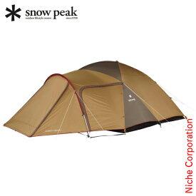 スノーピーク アメニティドーム L SDE-003RH キャンプ 用品 ドーム型テント ファミリー 初心者 エントリー