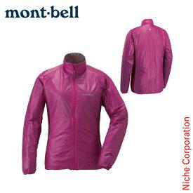 モンベル mont-bell U.L.ストレッチウインド ジャケット Women's #1103232[TX] [nocu]
