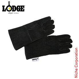 ロッジ レザー グローブ ブラック A5-2 19240107001000 キャンプ用品