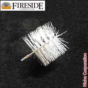(A) ポリプロピレン ブラシ (ステンレス煙突専用) φ150mm 用 [ PB150 ] 煙突掃除 煙突ブラシ 薪 薪ストーブ 暖炉 ファイヤーサイド 薪ストーブアクセサリー