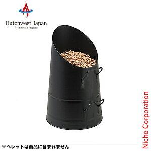 ペレット補給バケツ [ SWF70001 ] ペレットストーブ 薪 薪ストーブ アクセサリー 暖炉