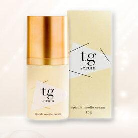 43%OFF! TGセラム マイクロニードルクリーム 塗る針エステ チクチク美容