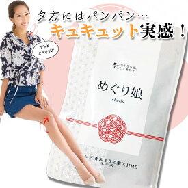80%OFF! カリウム サプリ 「めぐり娘」 女性に嬉しい成分がたくさん入ったサプリメント 1ヶ月分 日本製 HMBも配合♪