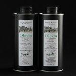 エキストラバージンオリーブオイル500mlセット オリーブオイル Olevm イタリア産 オーガニック 100%有機栽培 高品質 送料無料