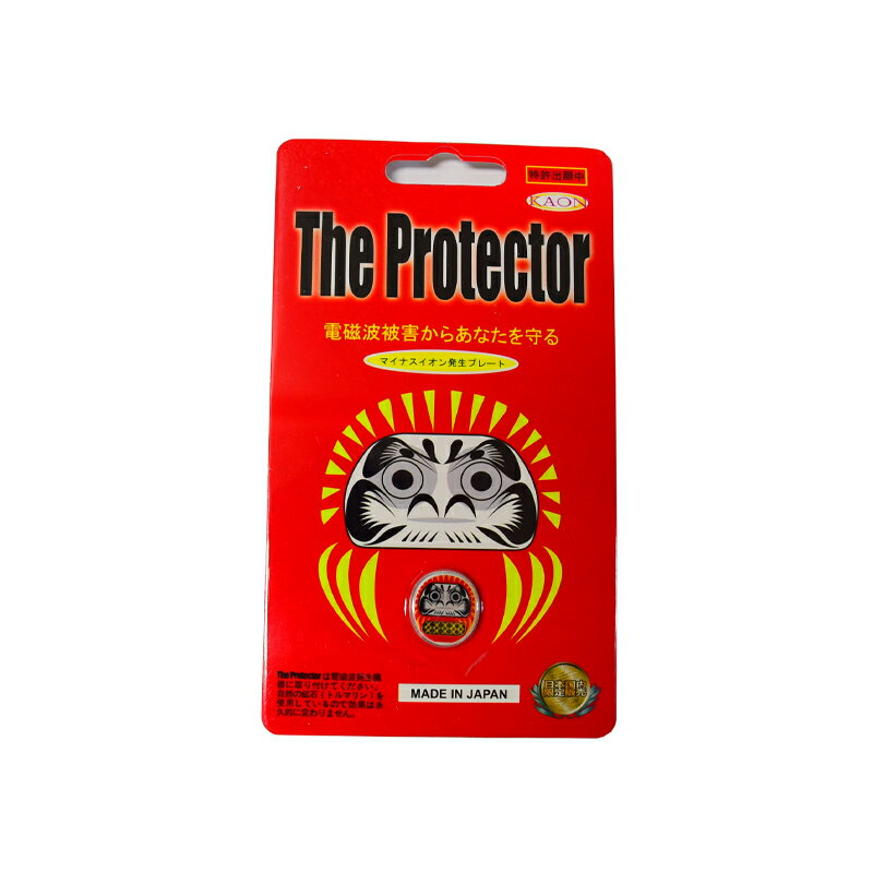 The Protector 達磨 だるま 電磁波ガード