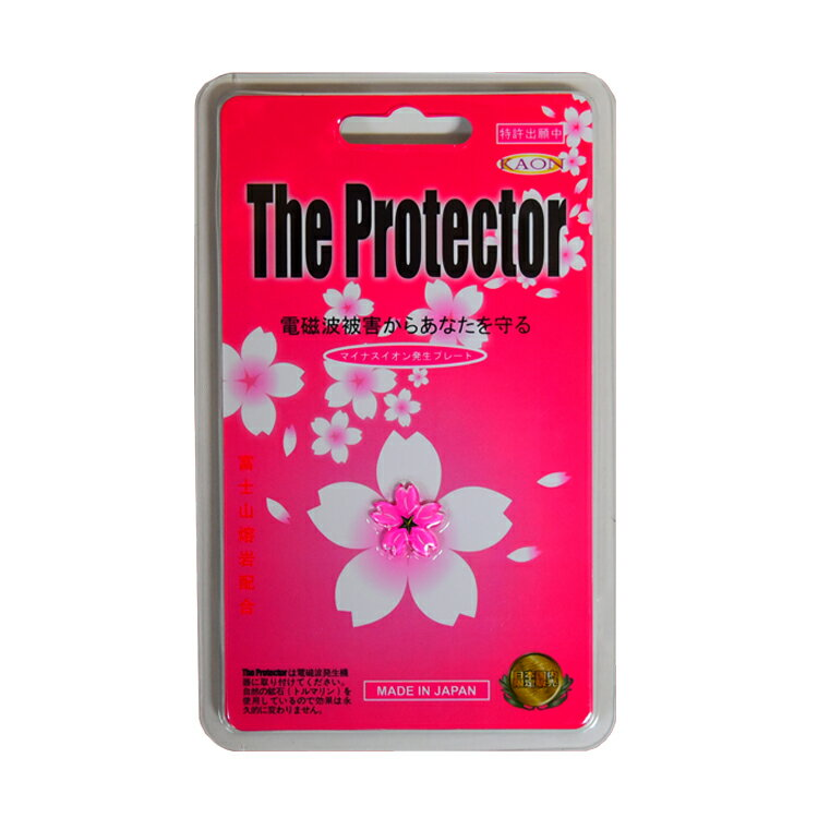 The Protector 桜花 サクラ 電磁波ガード