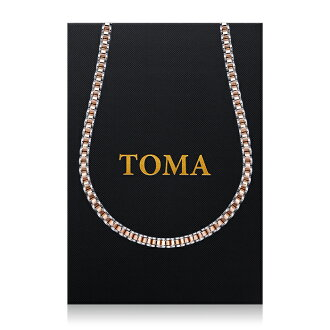 It has TOMA19 necklace warranty