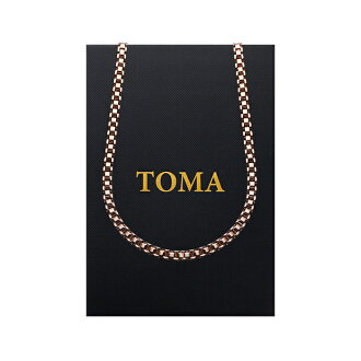 It has TOMA21 necklace warranty