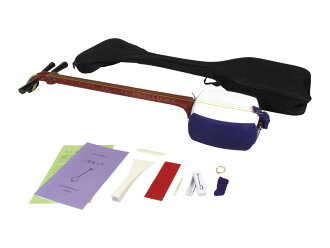 Tsugaru shamisen spread set