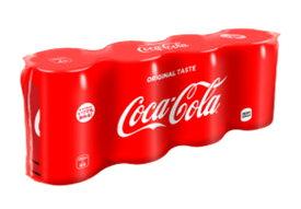コカ・コーラ コカコーラ 280ml 缶(4本シュリンク包装) 6セット(24本入り)