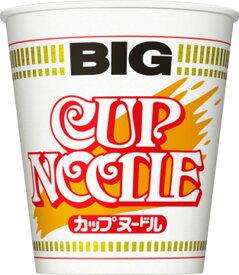 日清食品 【BIG】 カップヌードル ビッグ 100g カップ 12個