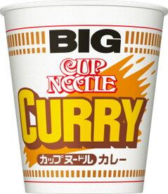 日清食品 【BIG】 カップヌードル カレー ビッグ 120g カップ 12個