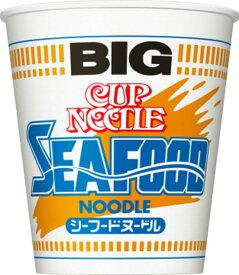 日清食品 【BIG】 カップヌードル シーフードヌードル ビッグ 104g カップ 12個