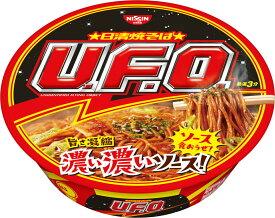 日清食品 日清 焼そば U.F.O. [レギュラーサイズ] 128g カップ 12個 〔焼きそば UFO〕