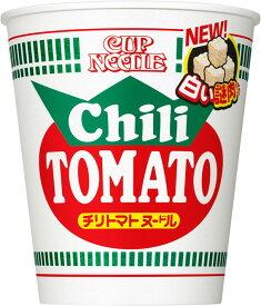 日清食品 カップヌードル チリトマトヌードル [レギュラーサイズ] 76g カップ 20個