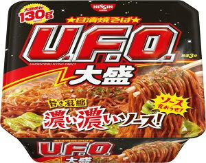 日清食品 【BIG】 日清焼そばU.F.O.大盛 167g カップ 12個 〔焼きそば UFO ビッグ 大盛り〕