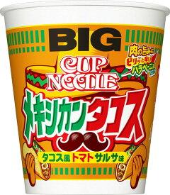 日清食品 【BIG】 カップヌードル メキシカンタコス ビッグ 109g カップ 12個 〔タコス風トマトサルサ味〕