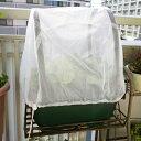 虫よけネット 支柱付き 防虫ネット 虫よけセット プランター 虫除け 防虫カバー 防鳥ネット 青虫よけ プランターカバ…