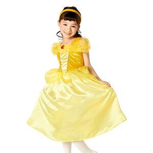 ロイヤルイエロープリンセス kids 子供用 子供向け 女の子 女 女子 幼児 コスチューム ドレス コスプレ 衣装 仮装 子供 ハロウィン ハロウィーン キッズ こども ジュニア | ハロウイン プリン