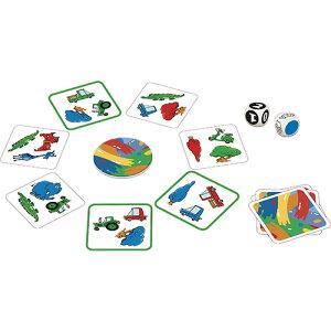 アミーゴ クラックファミリー カードゲーム 知育玩具 誕生日 誕生日プレゼント 子供 男の子 男 女の子 知育 幼児 テーブルゲーム おもちゃ プレゼント ゲーム ハバ haba ドイツ 海外 卓上ゲ