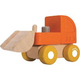 プラントイ ミニブルドーザー 車のおもちゃ 木のおもちゃ 誕生日 誕生日プレゼント 木製 子供 男の子 男 1歳 2歳 3歳 出産祝い | 乗り物 おもちゃ ギフト 一歳 幼児 室内 働く車 ブルドーザー オモチャ 車 玩具 くるま 木製玩具 プレゼント おしゃれ 子ども こども のりもの
