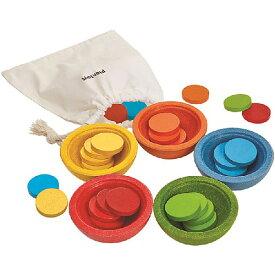プラントイ ソート&カウント カップ 知育玩具 2歳 3歳 4歳 誕生日 誕生日プレゼント 木のおもちゃ 知育 男の子 男 女の子 女 子ども 知育玩具3才 おもちゃ オモチャ ギフト 玩具 子供 こども