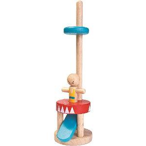 プラントイ ジャンピングアクロバット ボードゲーム 知育玩具 誕生日プレゼント 2歳 3歳 4歳 子供 男の子 男 女の子 女 おもちゃ こども 知育 幼児 3才 | テーブルゲーム 出産祝い ゲーム 卓上